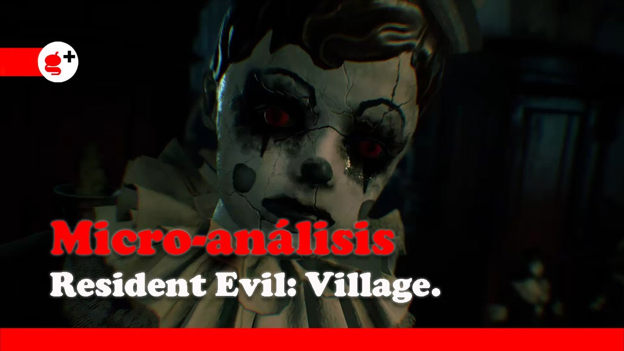 MICRO ANÁLISIS   Resident Evil Village 🧟💀
