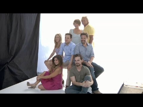 'Boy Meets World' Cast Reunites on 'GMA'