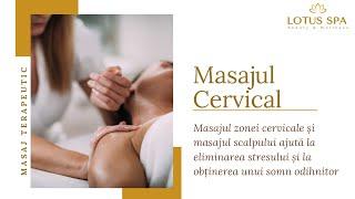 Tainele Masajului cervical