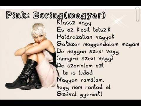 Pink-Boring(magyar)