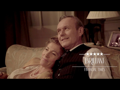 LOVE IN IDLENESS starring Eve Best and Anthony Head  West End