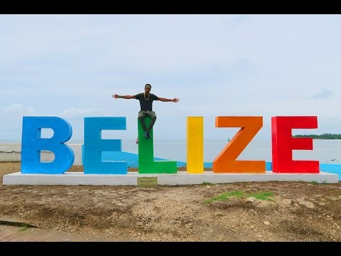 My First Time in BELIZE!