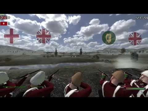 """""""Rorke's Drift Reloaded"""" Anglo-Zulu war with the 33rd Regiment of Foot. 7/3/15"""