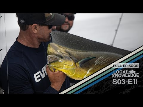 San Diego Summer Offshore Fishing Mahi Madness - S03 E11 Paddy Hop