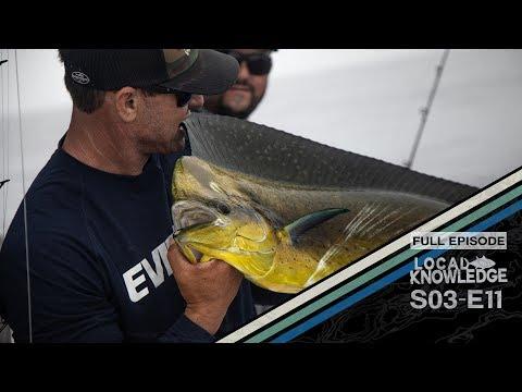 San Diego Summer Offshore Fishing Mahi Madness - S03 E11 Paddy Hop