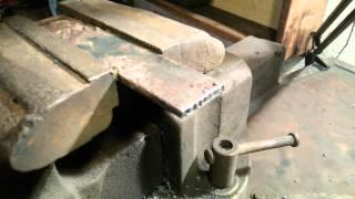 Проба плазмореза Ресанта ИПР 40К с самодельным осушителем воздуха(, 2015-01-05T08:02:48.000Z)