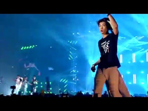 2PM - Hands Up (Remix) @ House Party in Seoul