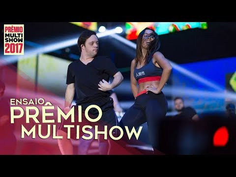 Anitta - Will I See You  Is That For Me  Paradinha  Sua Cara  Ensaio Prêmio Multishow