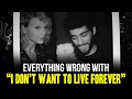 Download Everything Wrong With Zayn and Taylor Swift -