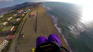 Paramotor Flight With Friends