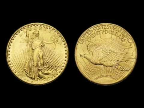 20 Dollars Or - 20 Dollars Gold