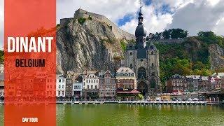 Top tourist attractions of Dinant, Belgium 2018