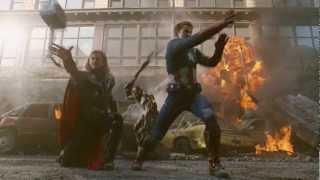 The Avengers - Monster [HD]