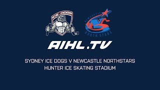 Sydney Ice Dogs @ Newcastle Northstars (1/07/2018)