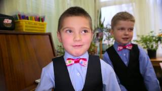 видео Видеосъемка утренника в детском садике