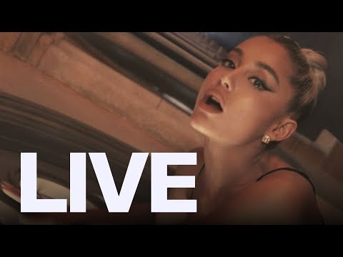 "Reaction to Ariana Grande's ""No Tears Left To Cry"" 
