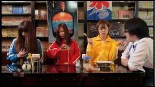 第一話 「誕生!必勝本戦隊ドリレンジャー」 ある日の午後、喫茶店カクヤ...