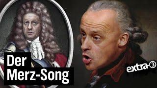 Song für Friedrich Merz – Wenn ich Kanzler von Deutschland wär