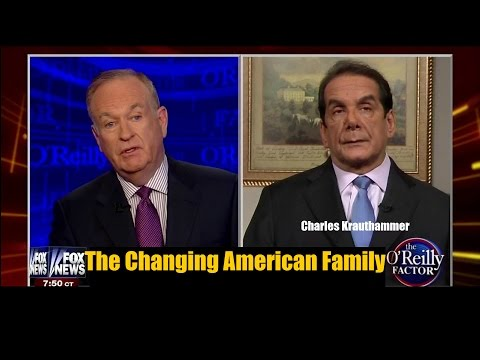 The Decline of the Traditional American Family
