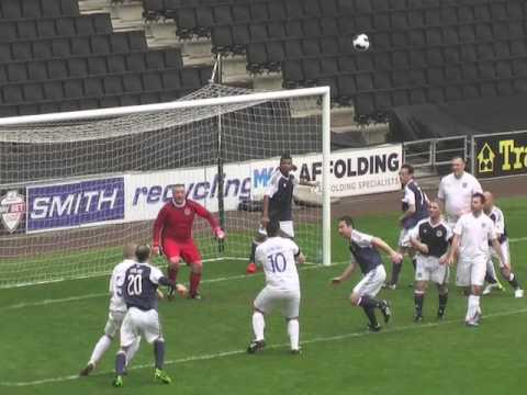 Football Aid 2016 - Eng vs Sco (DVD Preview)