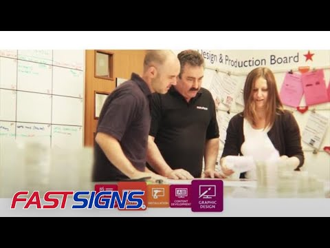 """FASTSIGNS of Leeds is """"More Than"""" a Sign Provider"""