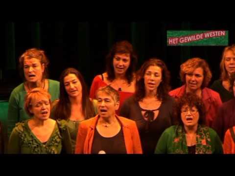 Het Gewilde Westen TV uitzending op Salto1 24-01-2013