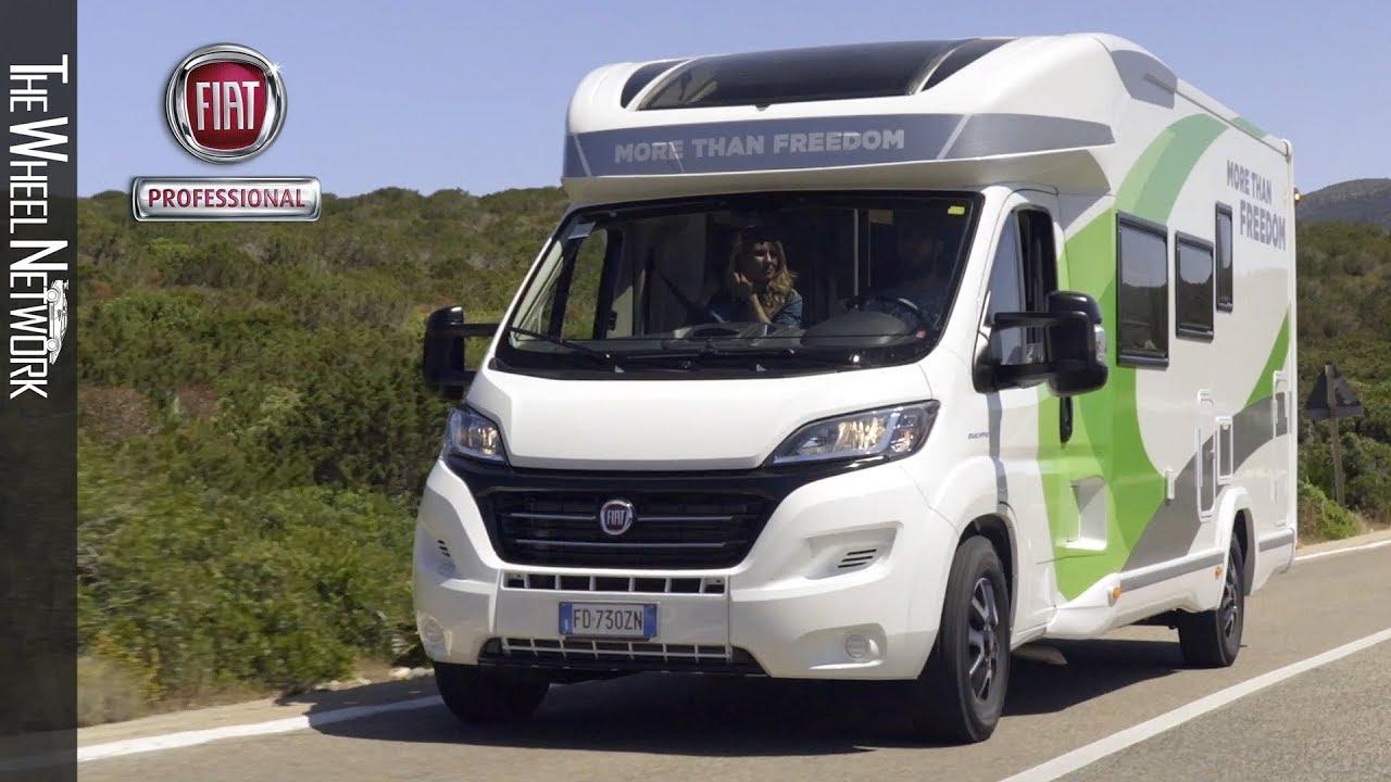Fiat Vans & Motorhomes English