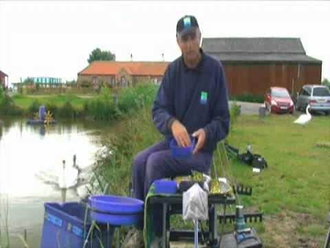 Tom Pickering on pellet preparation