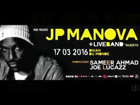 Youtube: JP Manova x Sameer Ahmad x Joe Lucazz