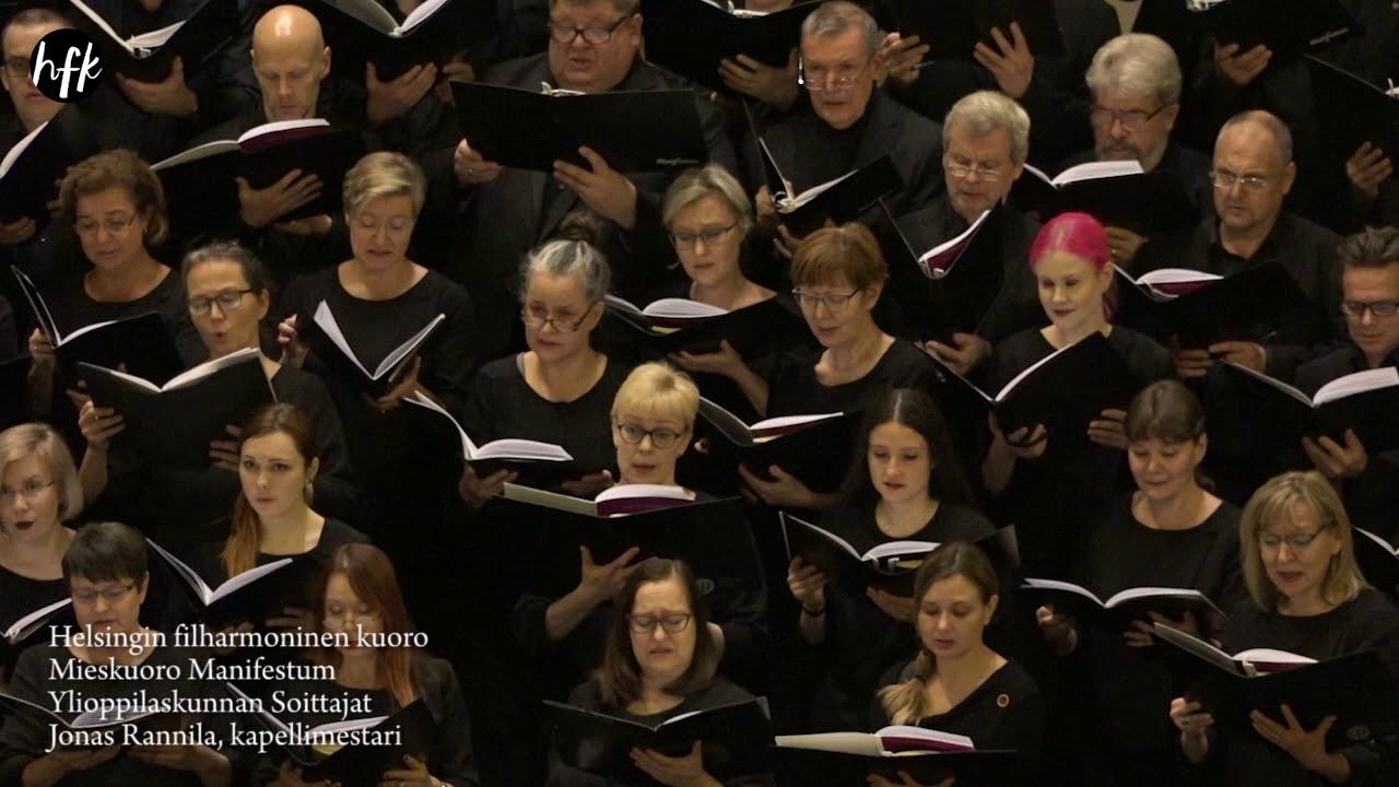 Helsingin filharmonisen kuoron 10-vuotisjuhlavuosi