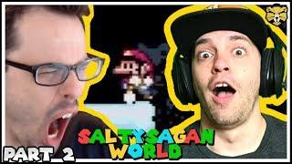 Legit Advice: Get Good! Salty Sagan World Part 2