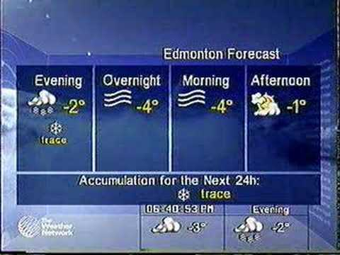 2005/06 Local Forecast