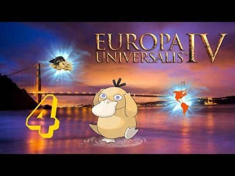 Europa Universalis IV. Королевство пьяных уток #4 Ideas Guy+