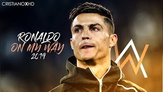 Cristiano Ronaldo - On My Way - Skills, Tricks & Goals 2019