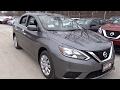 2017 Nissan Sentra Chicago, Matteson, Oak Lawn, Orland Park, Countryside IL 71201