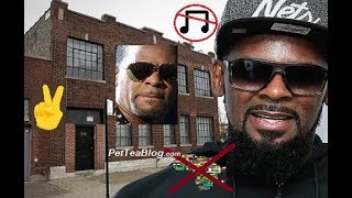 R. Kelly Evicted from Chicago Studio! Now EViCT his FREEDOM so he Can't Escape to AFRiCA!✌️