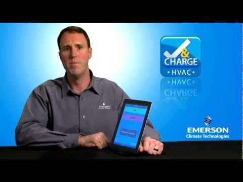 HVAC Check & Charge™ Mobile App Demonstration