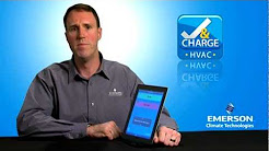 HVAC Check & Charge™ Mobile App Demonstration