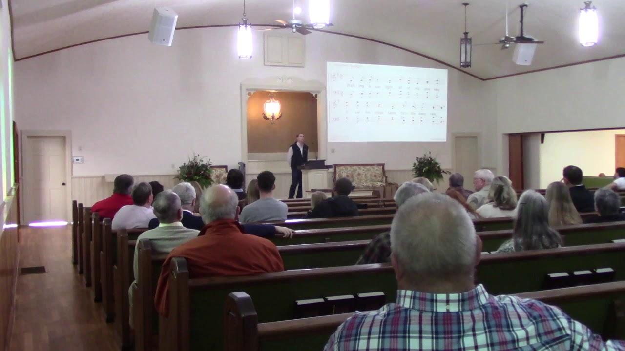 4th Street COC Worship 12/13/20
