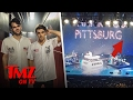 The Chainsmokers Piss Off Fans In Pittsburgh | TMZ TV video & mp3