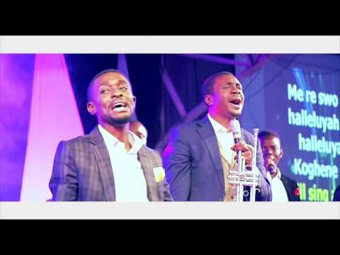 Mairo Ese ft Nathaniel Bassey OLE HALLELUYAH Live