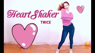 [1theK Dance Cover Contest 2ND PLACE WINNER] TWICE (트와이스) Heart Shaker (하트셰이커) Dance Cover by MayJay