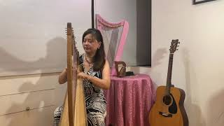 You Are My Sunshine - Cindy Chen Harpist