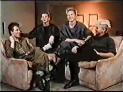 Depeche Mode interview 1984 (part 1/2)