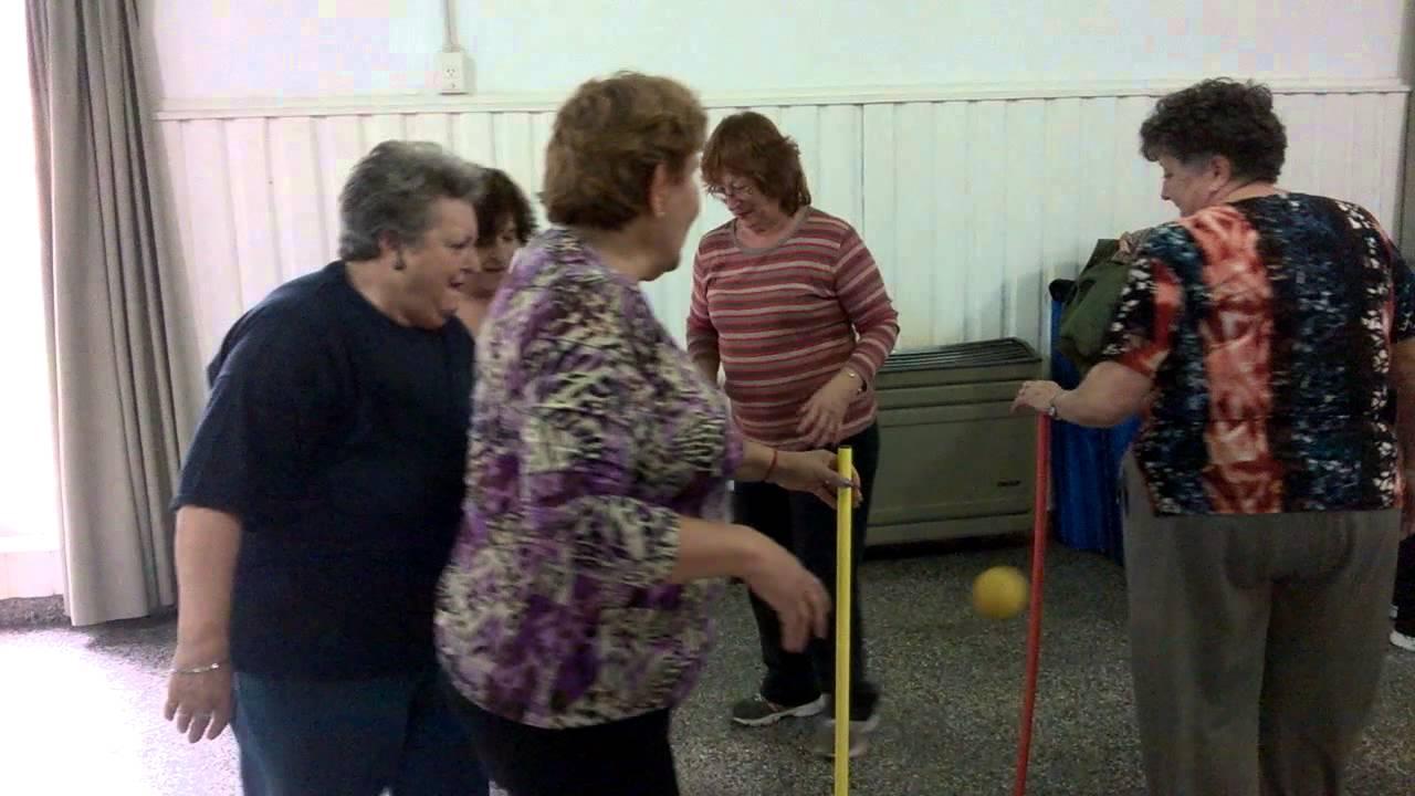 Circuito de coordinaci n adultos mayores youtube for Accesorio de dormitorio para adultos