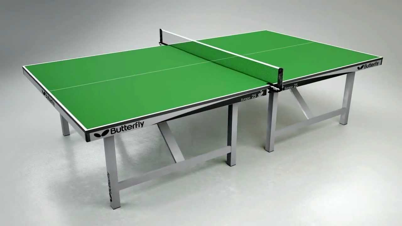 Butterfly Ping Pong Table Tennis ITTF Approved Matchplay Spare Net
