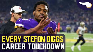 Every Stefon Diggs Touchdown with the Vikings