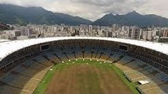 Trauriger Anblick: Fußballtempel Maracanã verfällt immer mehr