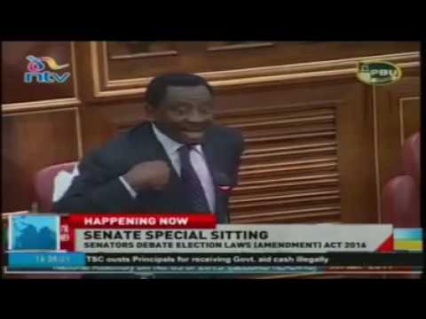 Elections Laws of Kenya - 2017 Kenya Politics