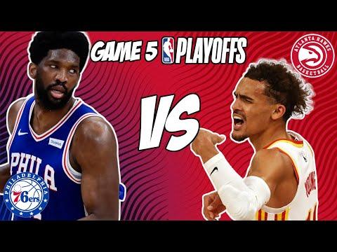 Philadelphia 76ers vs Atlanta Hawks Game 5 6/16/21 NBA Playoff Free NBA Pick & Prediction